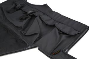 Bestop Element Door Storage Bags Front - JK