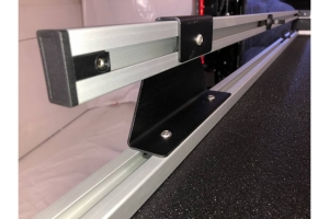 BedSlide TraxRail Kit for BedSlide S   - Toyota Tacoma 2002+ w/ 5ft Bed