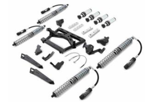 Rubicon Express Front/Rear Coilover Upgrade Kit w/Airbumps ( Part Number: JK004CC)