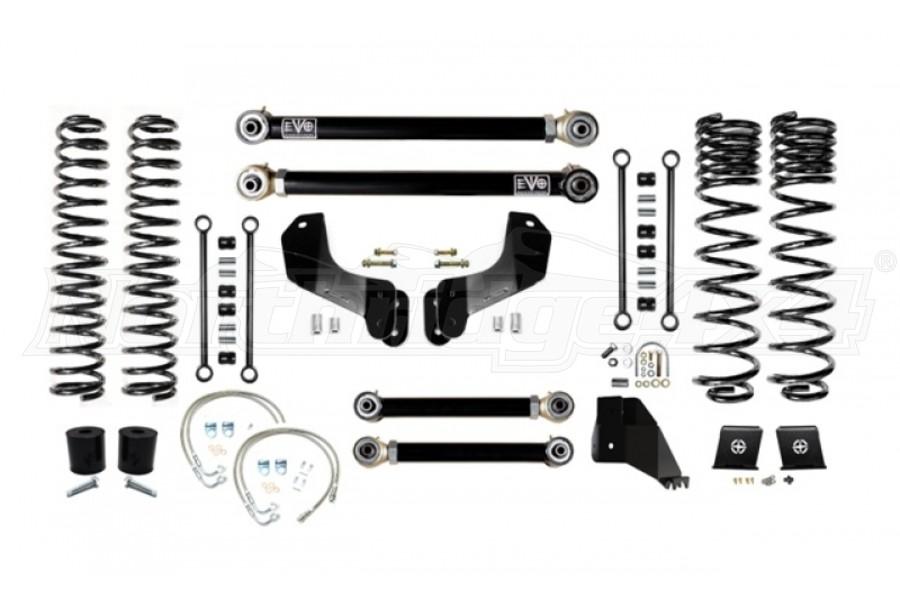 EVO Manufacturing 6.5in Enforcer Overland Stage 3 Lift Kit - JT