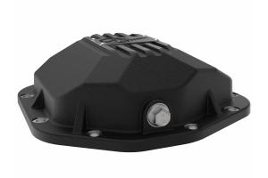 AFE Power Pro Series Dana 44 Rear Differential Cover - Black w/Gear Oil - JK/LJ/TJ