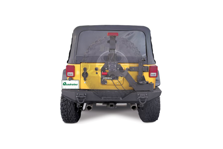Rugged Ridge XHD Gen II Swing and Lock Tire Carrier  (Part Number:11546.25)