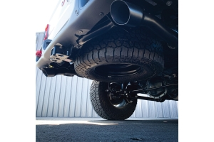 MBRP 2.5in Dual Exit Cat-Back 304 Exhaust System - JT