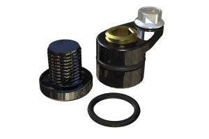 Teraflex JKTera44 Locker Sensor Plug and Air Line Plug Kit (Part Number: )