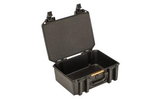 Pelican V300 Vault Large Pistol Case - Black