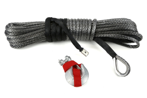 ENGO Synthetic Winch Rope 16,000lbs 85ft
