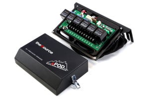 sPod 6 Switch sPOD and Source System for Aeroforce Gauge - JK