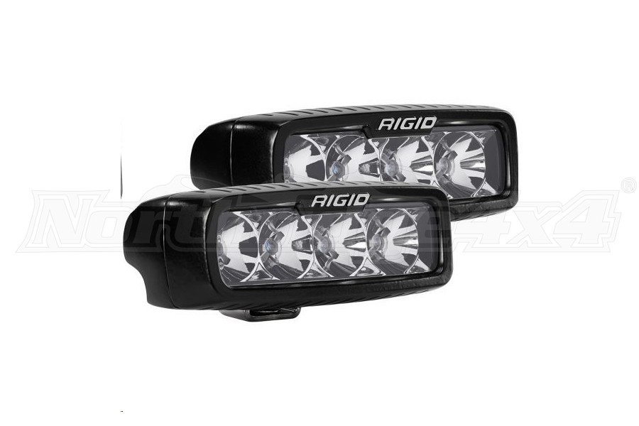 Rigid Industries SR-Q Series PRO Flood, Pair (Part Number:905113)