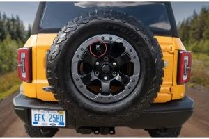 BrandMotion FullVUE Rear Camera Mirror  - Ford Bronco