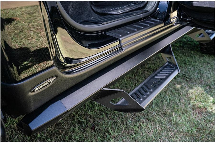 Bushwacker Truck Trail Armor Rocker Panel   - Ford Bronco 2Dr