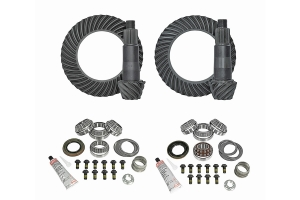 Yukon Complete D44 Front and Rear Ring and Pinion Kit - 5.13  - JT/JL Rubicon