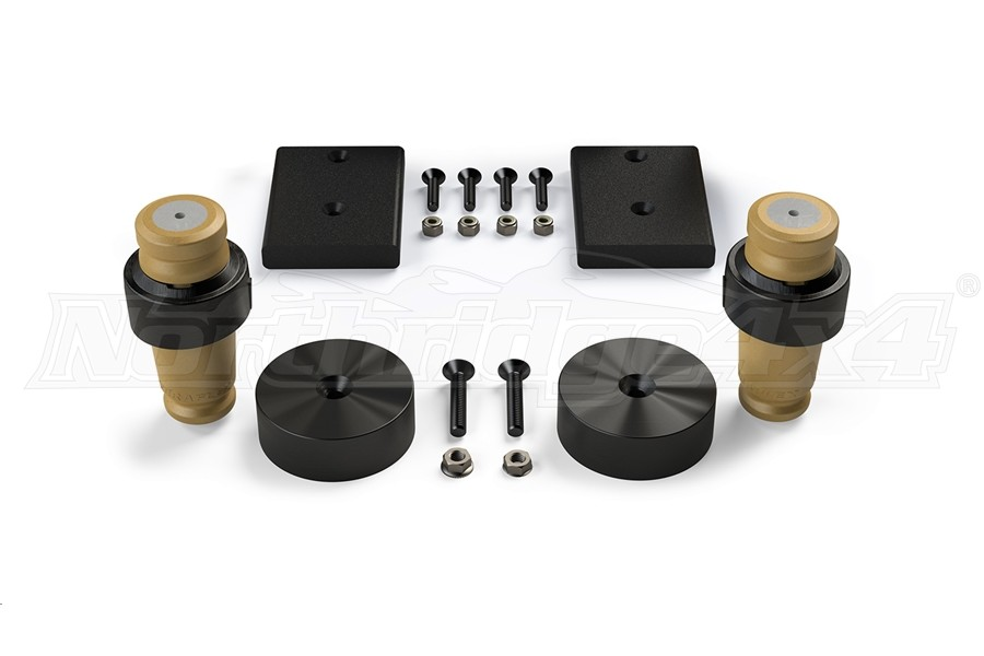 Teraflex 1.5in Lift Progressive Bump Stop Kit  (Part Number:1958150)