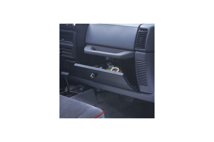 Tuffy Security Security Glove Box (Part Number:049-01)