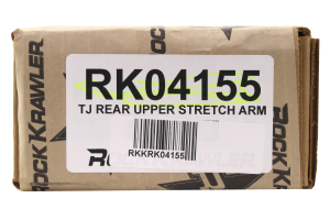 Rock Krawler Rear Upper Control Arms - TJ