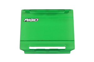 Rigid Industries E-Series 4IN Light Cover, Green (Part Number: )