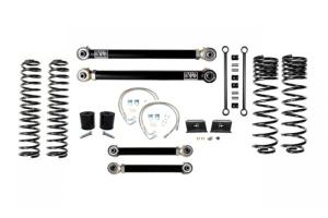 EVO Manufacturing 2.5in Enforcer Lift Kit, Stage 3 - JT
