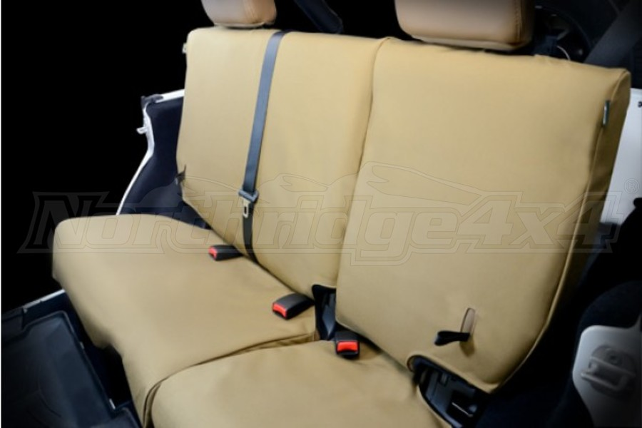 AEV Rear Seat Covers Khaki  (Part Number:10305085AA)