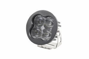 Diode Dynamics SS3 Sport, Round - Fog, White