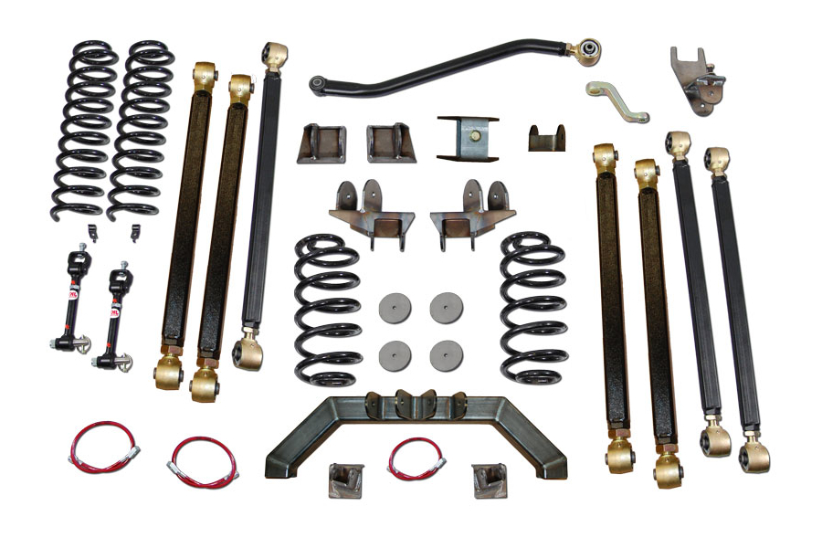 Clayton 5.5in Pro Series Long Arm Lift Kit   (Part Number:3607010)