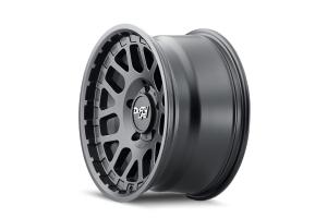 Dirty Life 9306 Mesa Series Wheel, Matte Black - 17X9 5x5 - JT/JL/JK