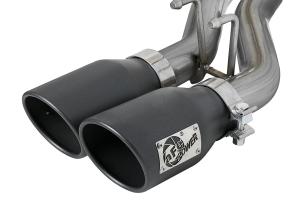AFE Power Rebel Series 2.5in Cat-Back Exhaust System  - JK 4Dr