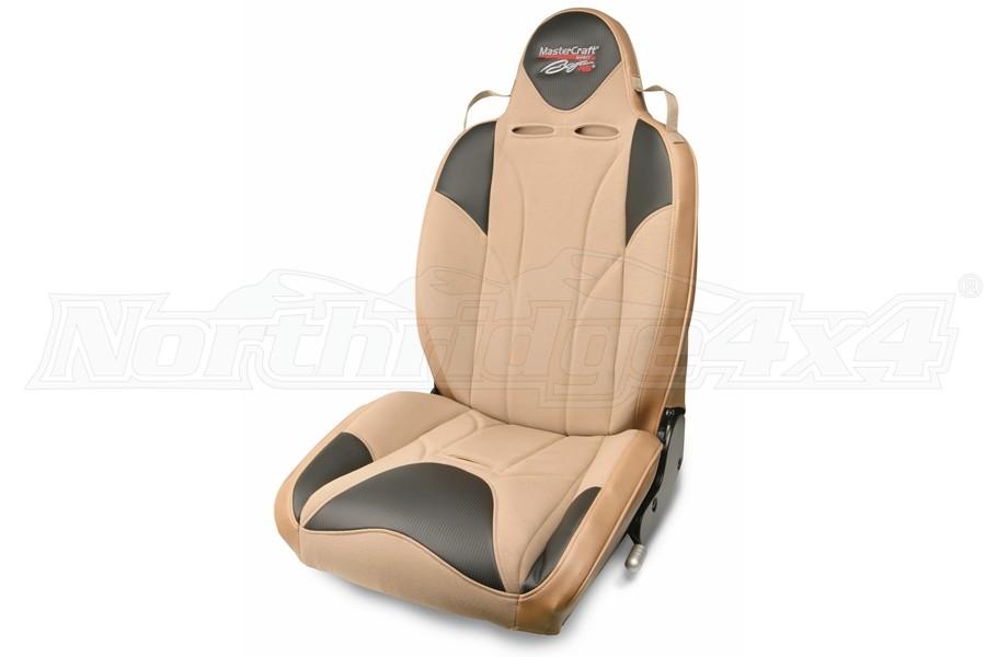 MasterCraft Baja RS DirtSport w/Fixed Headrest Desert Tan/Brown Haze Reclining Seat