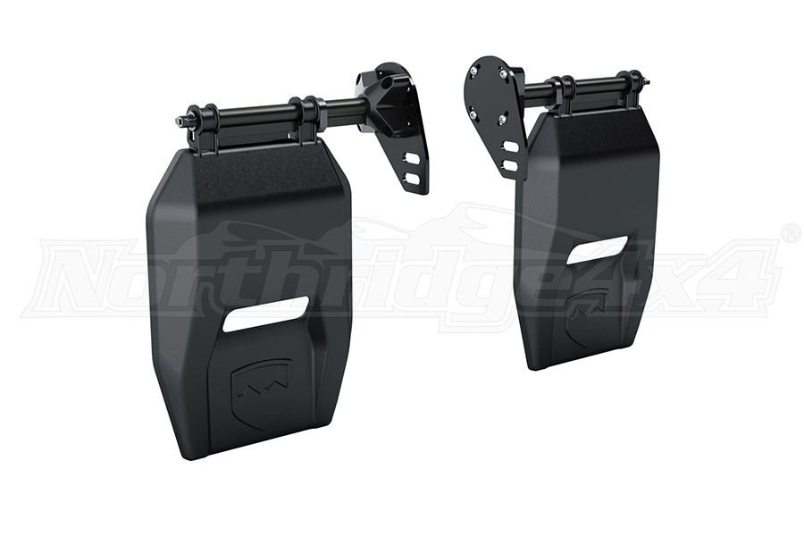 Teraflex JK Transit Mud Flap Kit (Part Number:4808500)