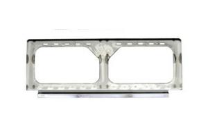 EVO Manufacturing Bed Rack Left Side Panel - Bare - JT