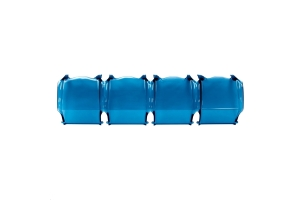 Rigid Industries Adapt Lens Cover Blue 10in (Part Number: )
