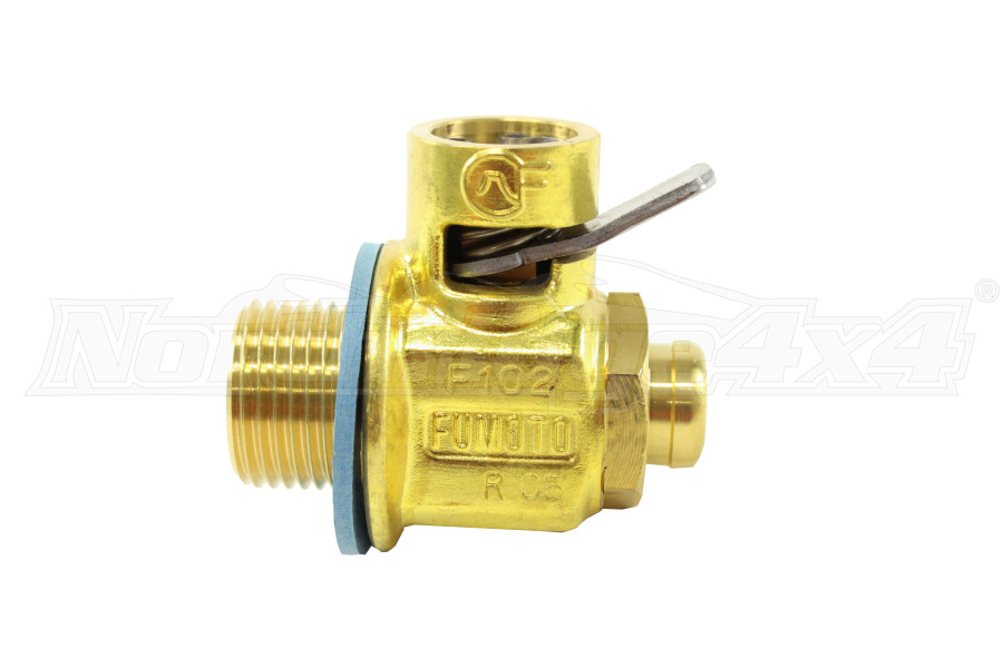 Fumoto F102S Valve w/Short Nipple (Part Number:F102S)