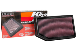 K&N Filters Replacement Panel Air Filter (Part Number: )