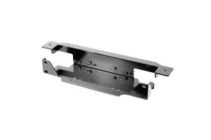 Rugged Ridge Stamped Bumper Winch Plate - JK 2013+