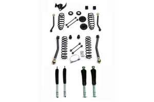 Teraflex 3in Lift Kit, W/4 Control Arms and Bilstein Shocks ( Part Number: 1456202-BIL)