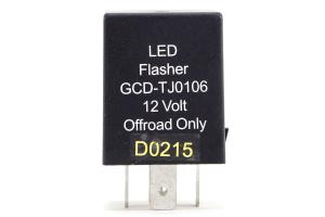 Poison Spyder 5-Pin LED Flasher ( Part Number: 41-04-106)