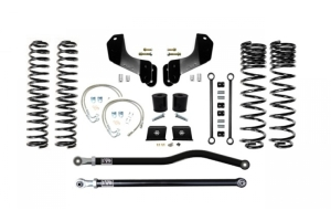 EVO Manufacturing 4.5in Enforcer Overland Lift Kit Stage 1 PLUS (Part Number: )