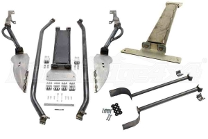 Rock Hard 4x4 Bolt-in Ultimate Sport Cage Package - JK 4dr 2007-10