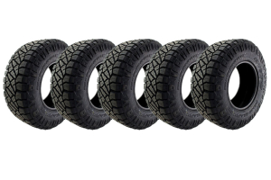 Nitto Ridge Grappler Tire Package (Part Number: )