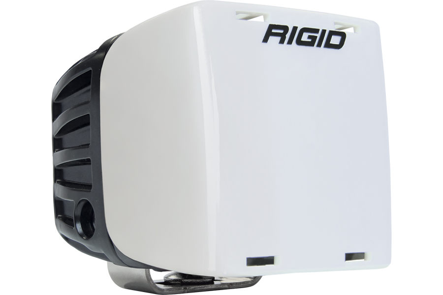 Rigid Industries D-SS Series Cover, White (Part Number:32186)