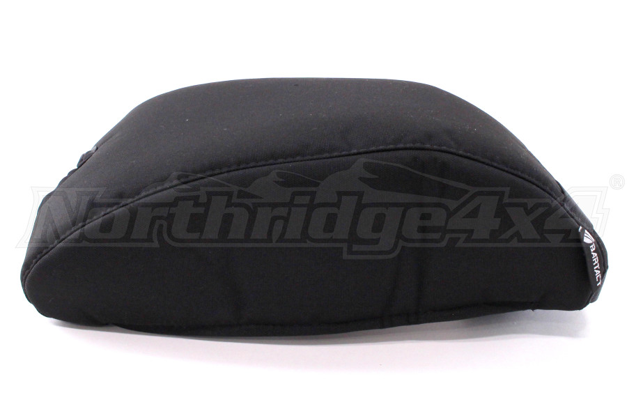 Bartact Padded Center Console Cover Top Color (Part Number:JKIA1115CCB)