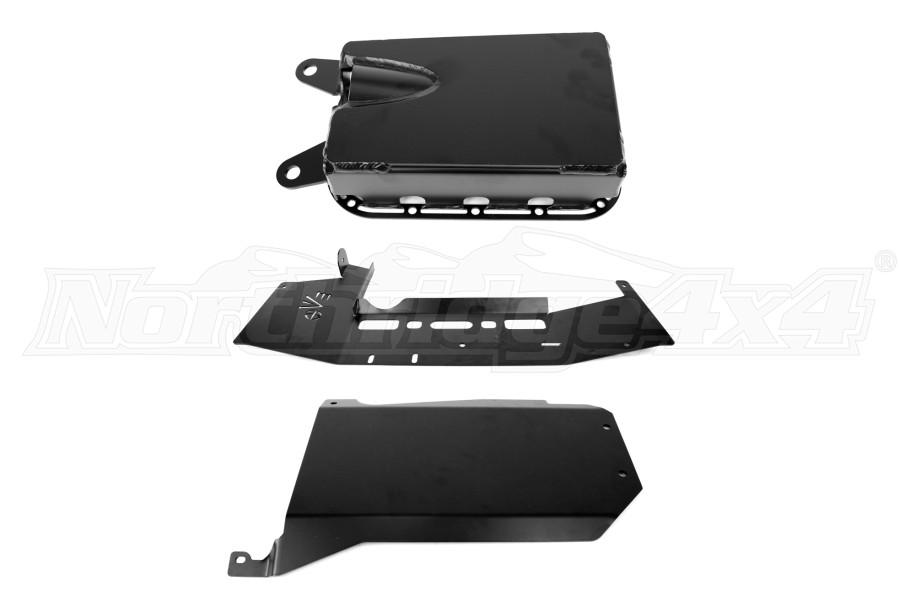 EVO Manufacturing Protek Skid System Auto Trans JK 2012+ (Part Number:211)