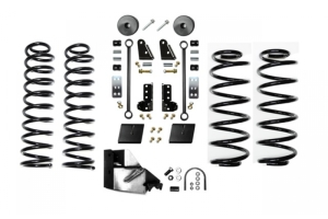 EVO Manufacturing 3.5in Enforcer Lift Kit w/Shock Extensions Stage 1 (Part Number: )