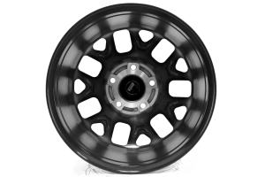 XD Series Wheels XD127 Matte Gray w/ Black Ring 17x9 5x5 (Part Number: )