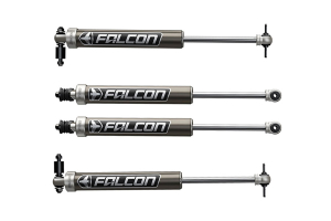 Teraflex Falcon Series 2.1 Sport Monotube Shocks Front & Rear Kit 4-6in Lift - JK 4DR