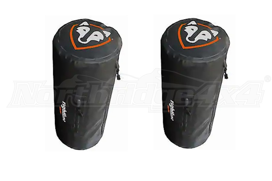 Rightline Gear Roll Bar Bag Package - JK