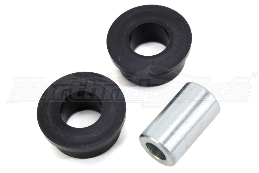 Currie Enterprises Front Trac Bar Bushings Kit (Part Number:CE-9120TJJ-BK)
