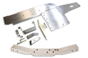 Artec Bellypan w/Crossmember for 4dr JK 2012+   ( Part Number:ARTEC-BELLY-FREE-CROSSMEMBER-PKG)