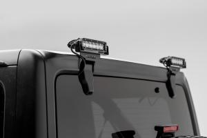 T-REX ZROADZ Rear Window Hinges LED Light Brackets  (Part Number: )