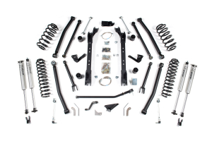 BDS Suspension 4.5in Long Arm Suspension Lift Kit (Part Number: )