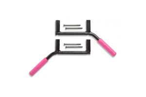 WD Automotive Rear GraBars Pink (Part Number: )
