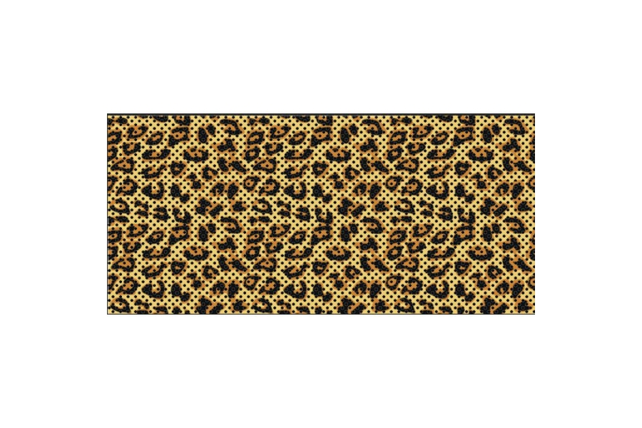 Under The Sun Inserts Leopard Print Grill Insert (Part Number:INSRT-LEO-JL)